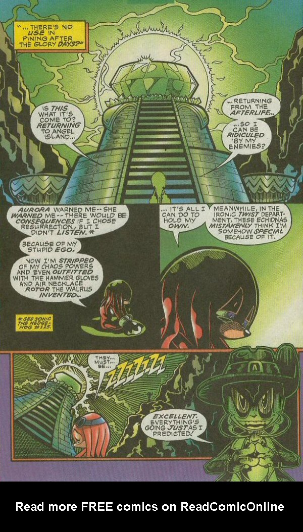 Read online Sonic The Hedgehog comic -  Issue #140 - 7