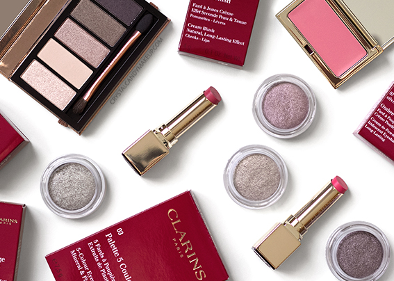 Clarins Spring 2016 Make-Up Collection Instant Glow Review Photos Swatches