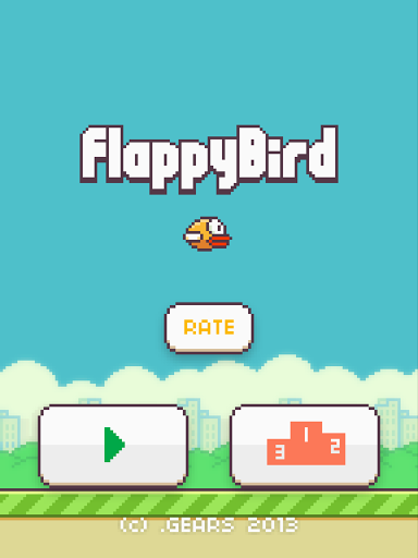 ScreenShot Flappy Bird