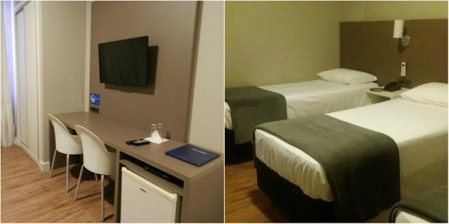 Onde ficar em Blumenau? Himmelblau Palace Hotel