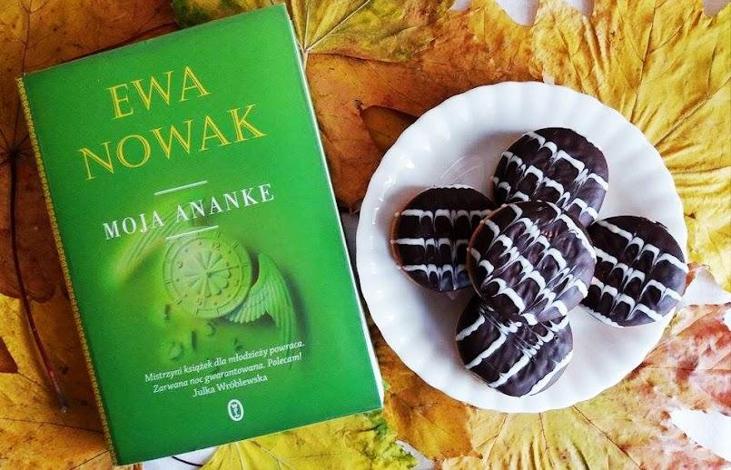 Moja Ananke - Ewa Nowak