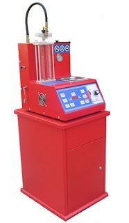 AI600 Tester & Cleaner Máy siêu âm súc béc