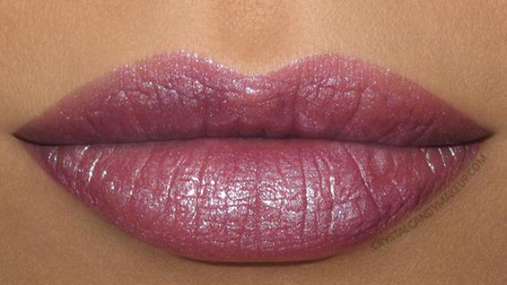 Urban Decay Vice Lipstick Vintage Swatch Asphyxia