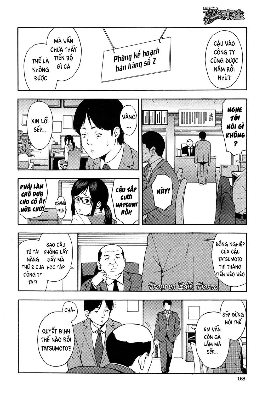 Tống Tình Gái Văn Phòng - Truyện Hentai
