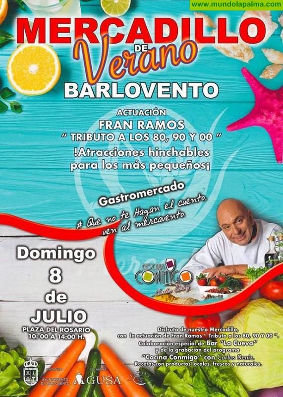 Mercadillo de Verano en Barlovento - Gastromercado