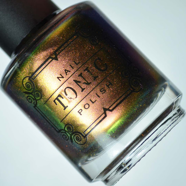multichrome magnetic nail polish