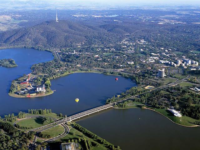 Austrália - Camberra
