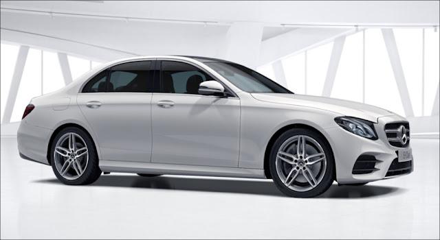 Mercedes E300 AMG 2018 nhập khẩu được thiết kế hoàn toàn mới theo phong cách thể thao, sang trọng và lịch lãm