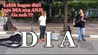 Lirik Lagu DIA (Sejuta Cinta) - Hansd Pengamen Jalanan Keren