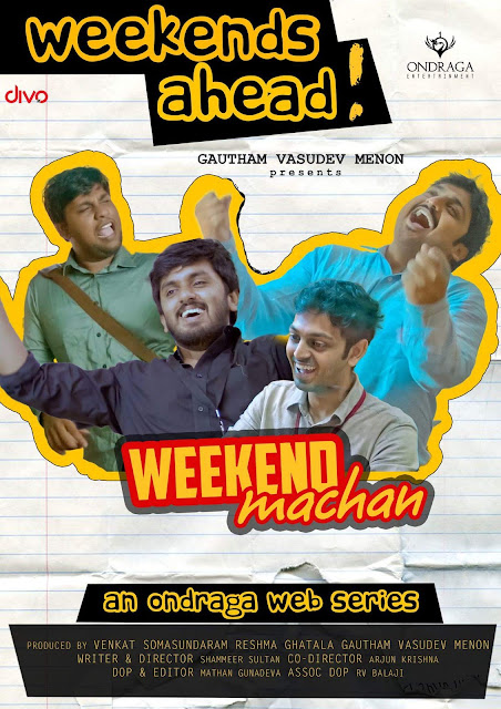 'Weekend Machan' Web Series on YouTube Channel Plot Wiki,Cast,Watch Online