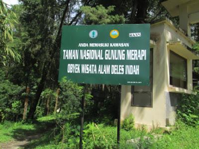 Wisata Alam Deles Indah Klaten