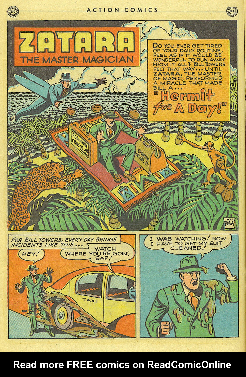 Read online Action Comics (1938) comic -  Issue #118 - 20