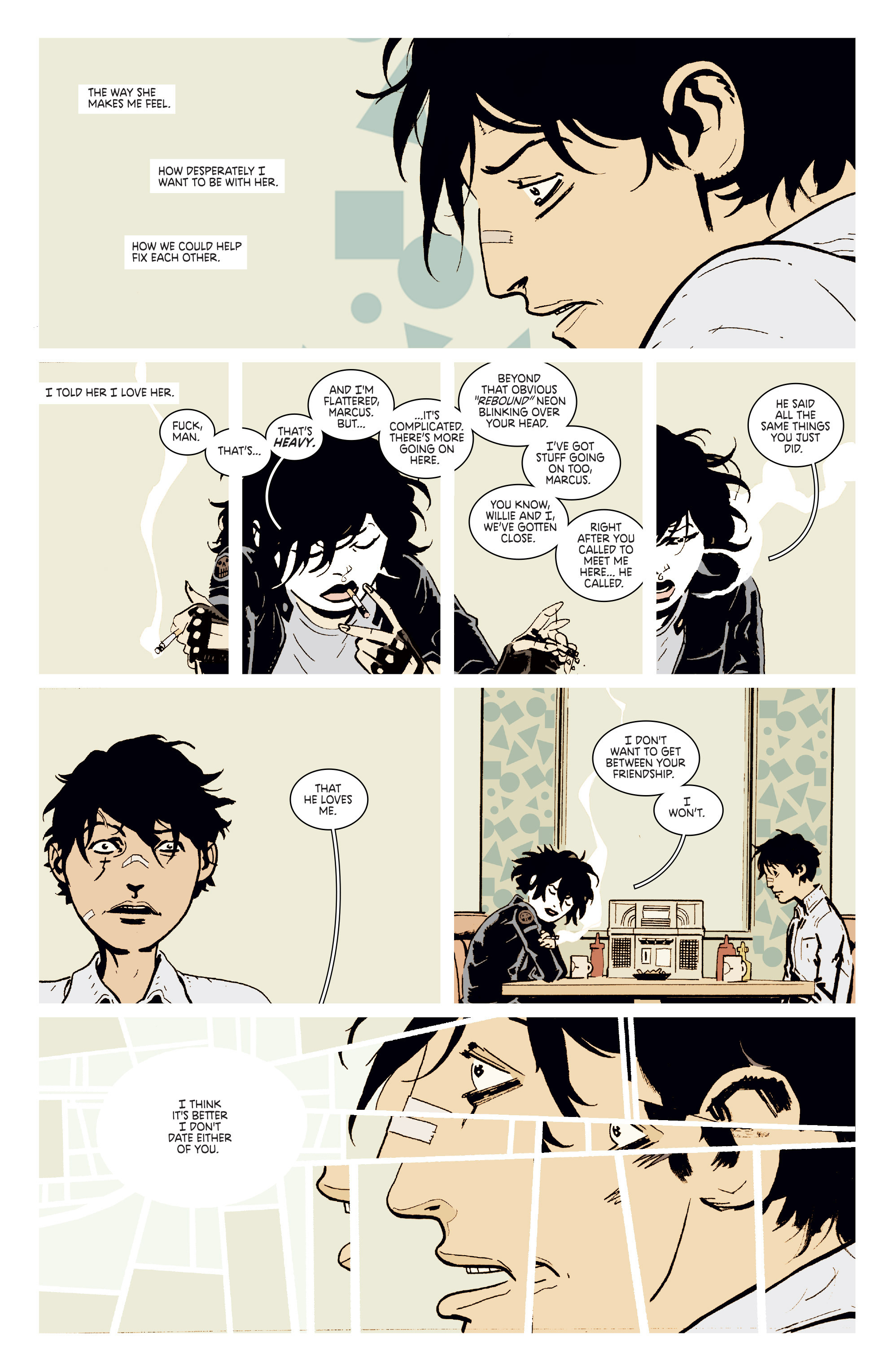 Read online Deadly Class comic -  Issue # _TPB 3 - 57