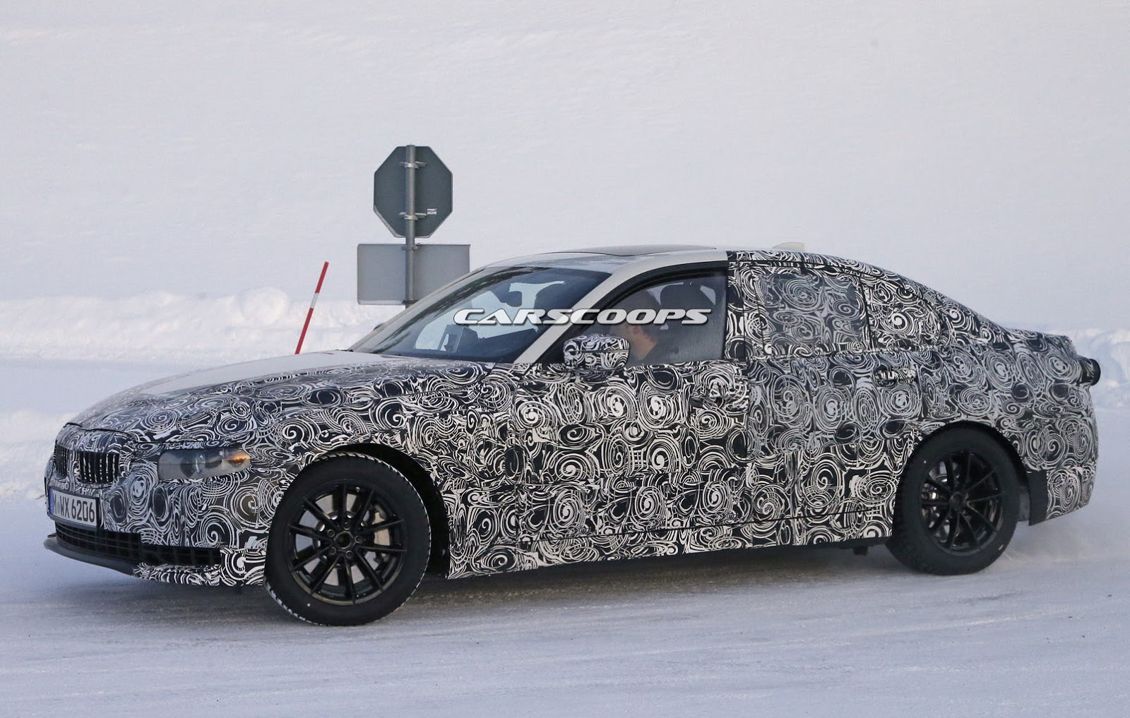 2018 BMW Serie 3 (G20) 20
