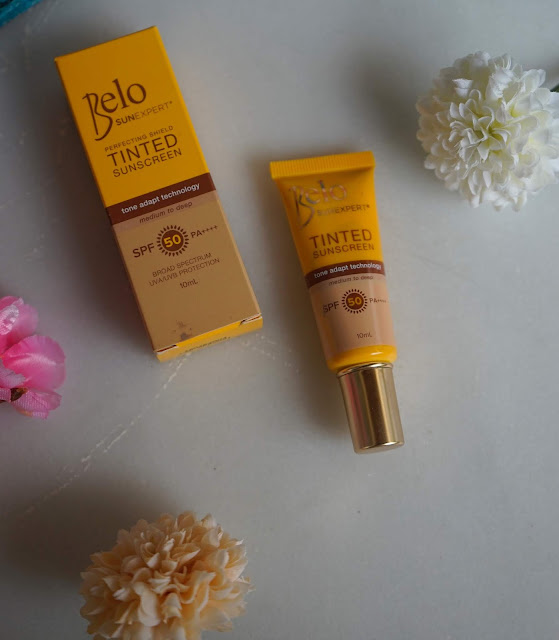 Belo Tinted Moisturizer Review