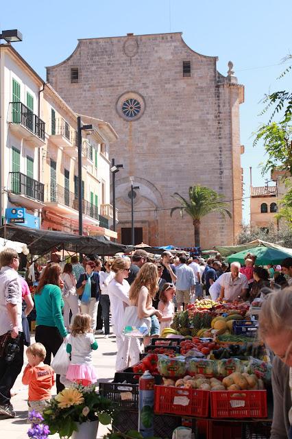 Wunderschöne Wochenmärkte auf Mallorca