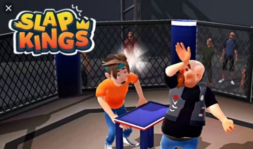 Slap Kings Apk+Data Free on Android Game Download