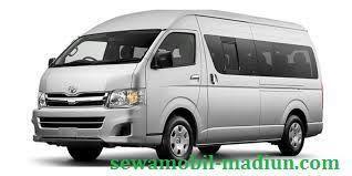 Sewa Mobil HiAce Madiun Toyota Commuter 14 Penumpang