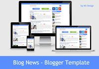 Ini adalah template blogger berita gaya blog lainnya dari MS Design. Jika Anda menjalankan situs gaya blog apa pun maka Template Berita Blog sangat cocok untuk Anda