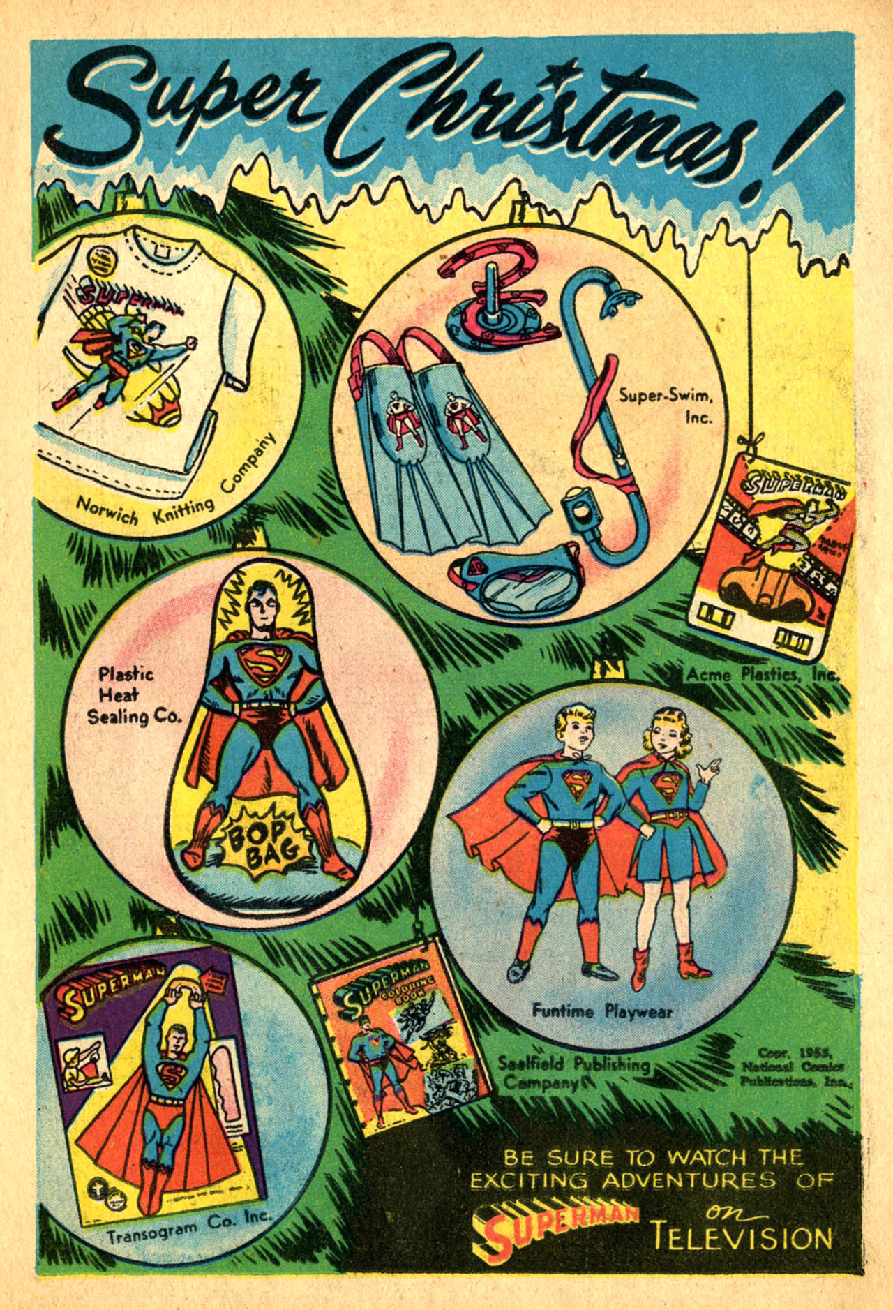 Read online Detective Comics (1937) comic -  Issue #227 - 17