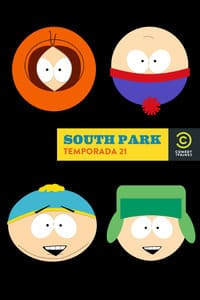 South Park - 21ª Temporada Desenhos Torrent Download capa