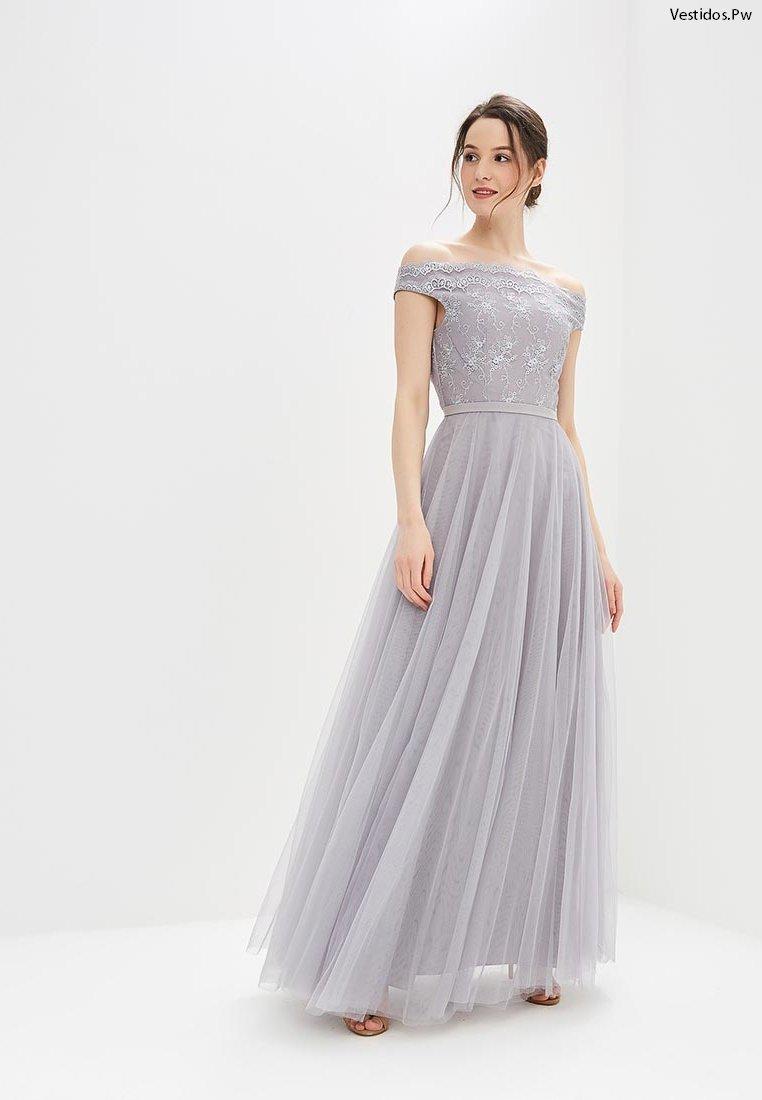 c17df8cf2ef Vestidos largos de gala sencillos - Vestidos no caros