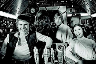 Star Wars 1977 original cast
