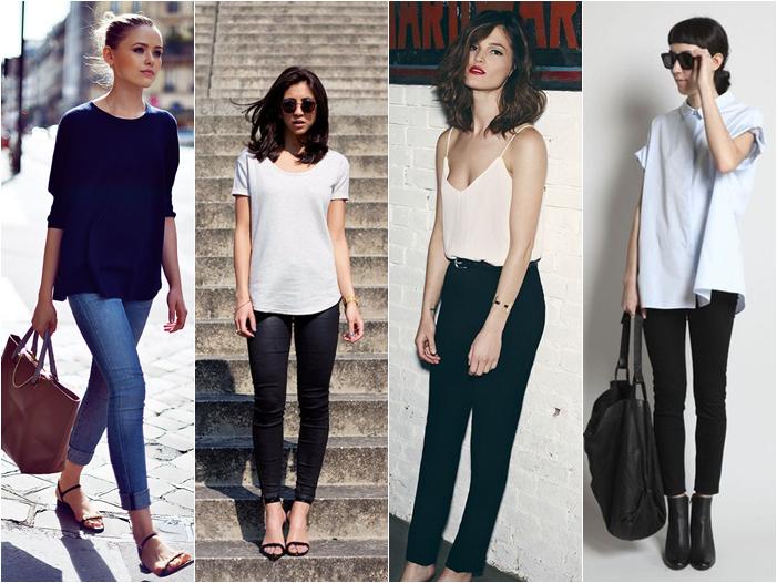 Moda estilo minimalista menina nem te conto for Estilo minimalista
