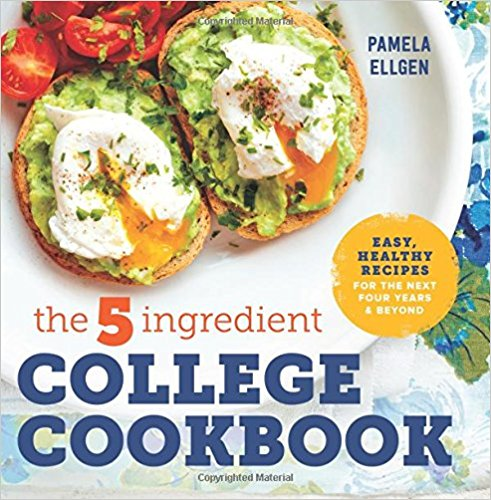 A cook book for college students with quick, easy and healthy recipes.