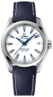 Montre Omega Seamaster Aqua Terra Good Planet
