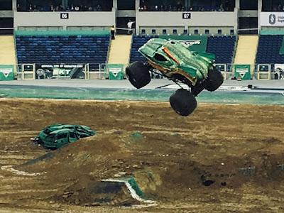 Monster Jam, 22.09.2018, Chorzów, stadion Śląski