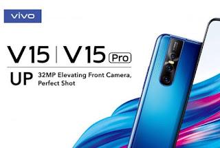 Vivo V15 Pro Segera Di Rilis Dengan Kamera Depan Super Besar Serta Spek Terbaik