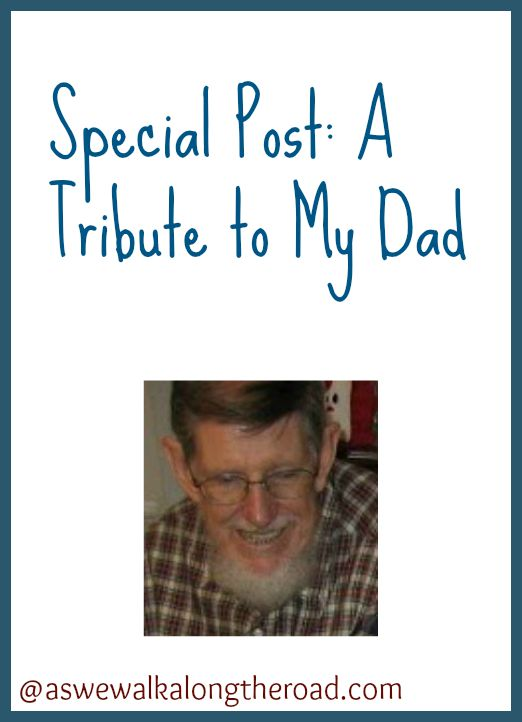 A tribute post upon the death of my dad