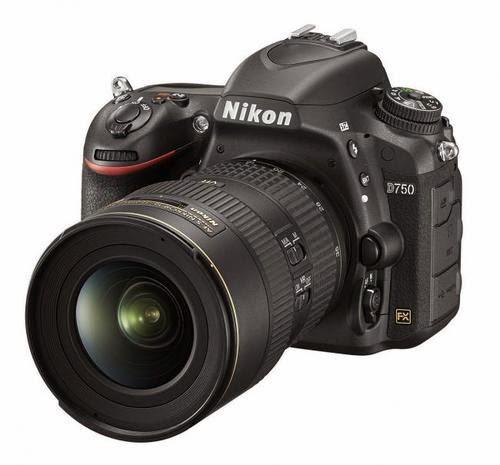 مواصفات ومميزات كاميرا نيكون  Nikon D750