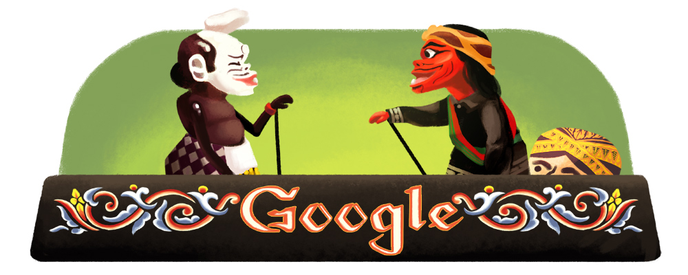 google doodle asep sunandar ke 61