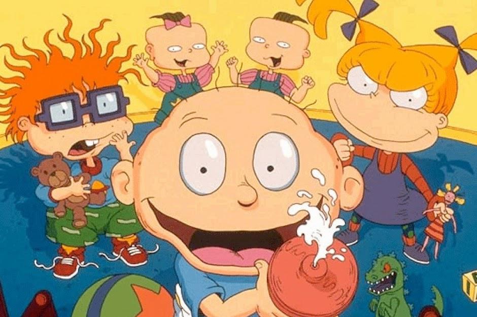 """Filme live-action de """"Rugrats: Os Anjinhos"""" é anunciado"""