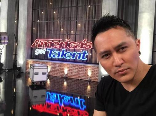 Demian Aditya Bikin Heboh America's Got Talent 2017 (Video)
