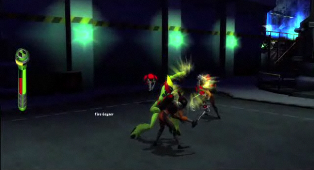 Ben Alien Force Vilgax Attacks Fight for Android - APK
