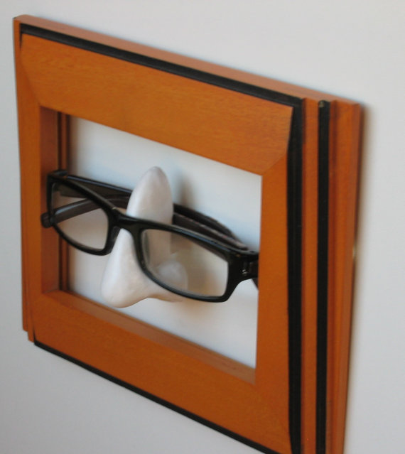 This is an item that your dad definitely doesn t already have. Fun place  for your dad to put his eyewear! e7f47b08da