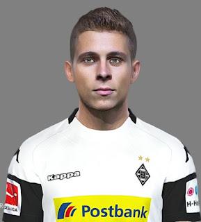 PES 2018 Bundesliga Facepack v3 by Shaft