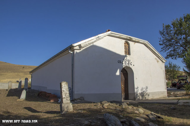 Ascension of Christ church - Zivojno village, Novaci Municipality, Macedonia