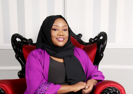 Late MKO's Daughter, Rinsola Abiola Dumps APC... Here's Her Full Statement