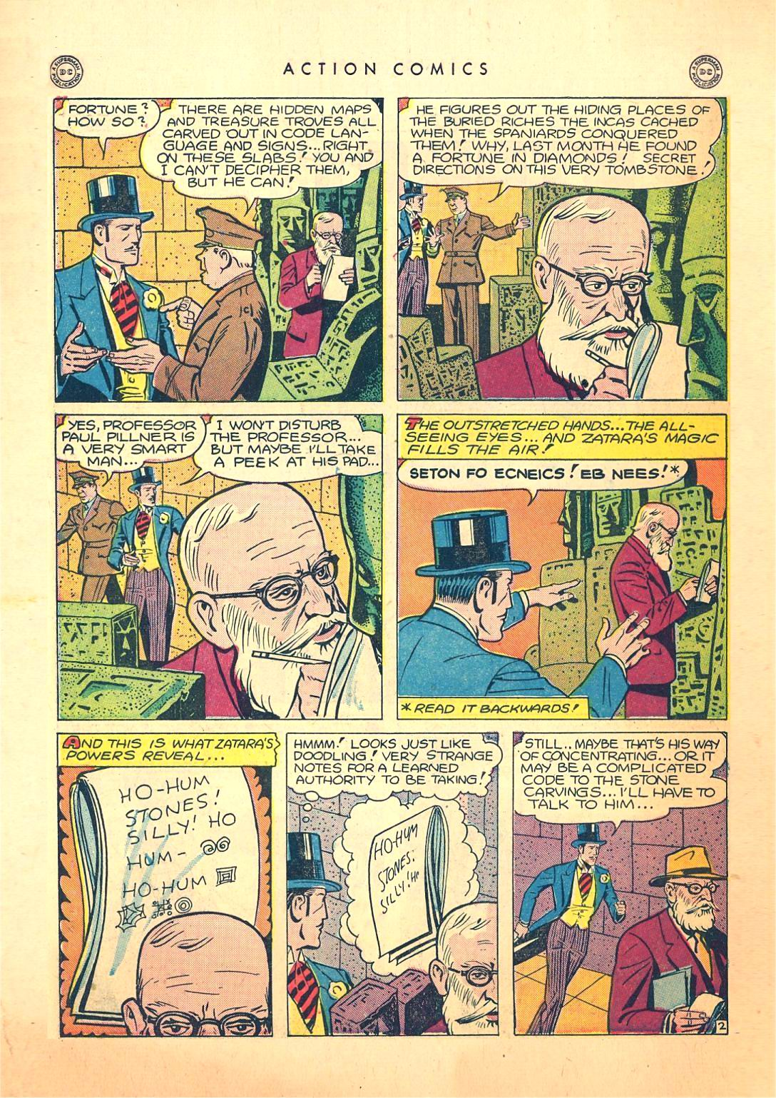 Action Comics (1938) 73 Page 50