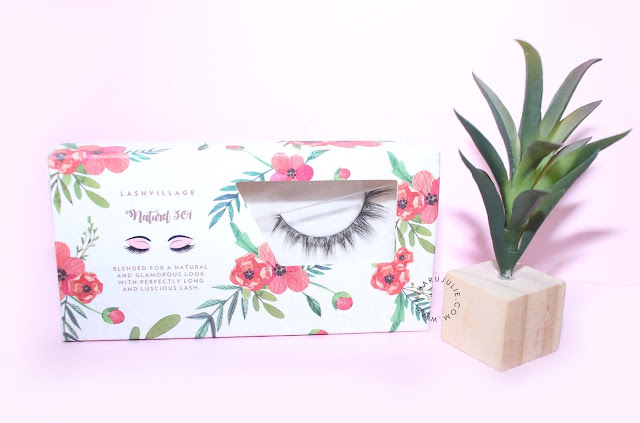 Lashes Naturel lens village review