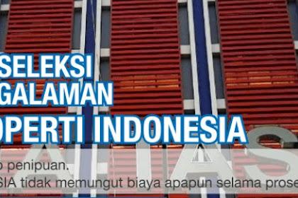 Rekrutmen PT Taspen Properti Indonesia