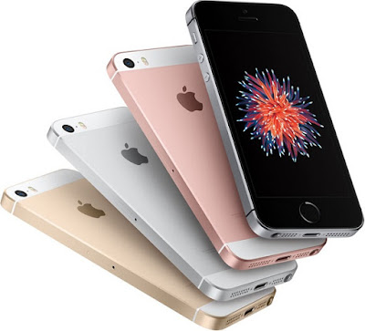 Apple launches iPhone SE with 4-inch display and A9 CPU