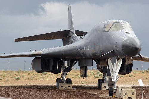 Faizan Ahmad: B-1B LANCER B1 Lancer Supersonic