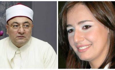 جدل حجاب, حلا شيحة, خالد الجندي, الفنانة المصرية, خلعها الحجاب, عودة شيحة للتمثيل,
