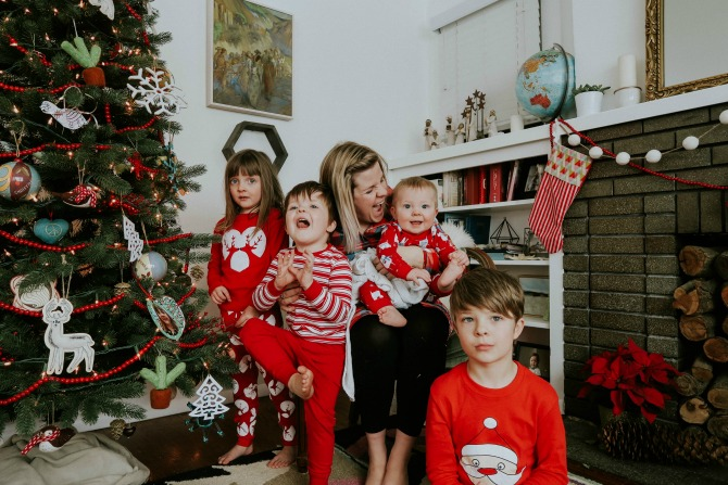 Christmas activities recap: spending time as a family