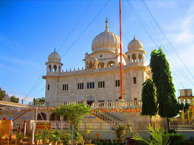 Gurudwara Bhatta Sahib